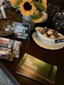 Die Kaffeebar Rossi: Leckere Dinge und gute Bilder